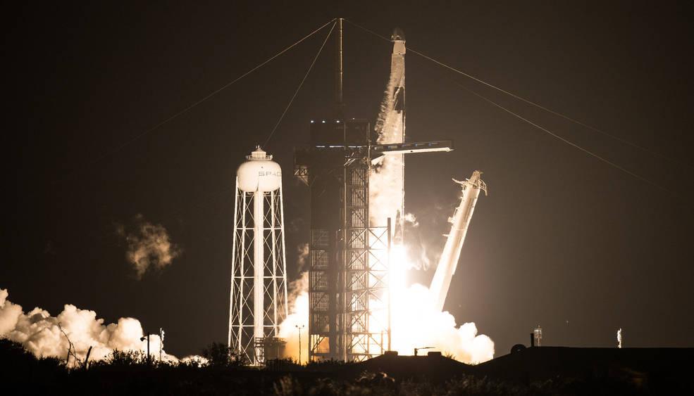 Crew-1 Launches Nov. 15, 2020