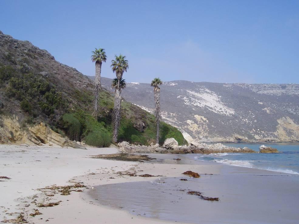 Channel Islands Marine Sanctuary holds shipwrecks