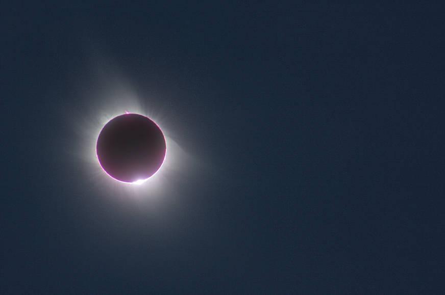image of 2005 solar eclipse copyright © Miloslav Druckmüller