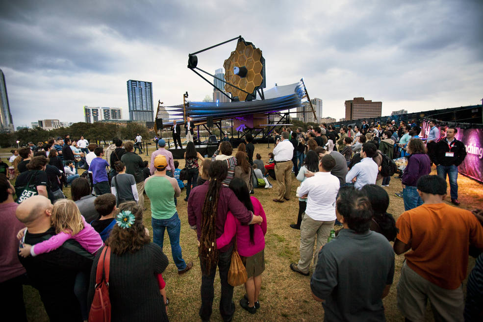 JWST at SXSW in 2013