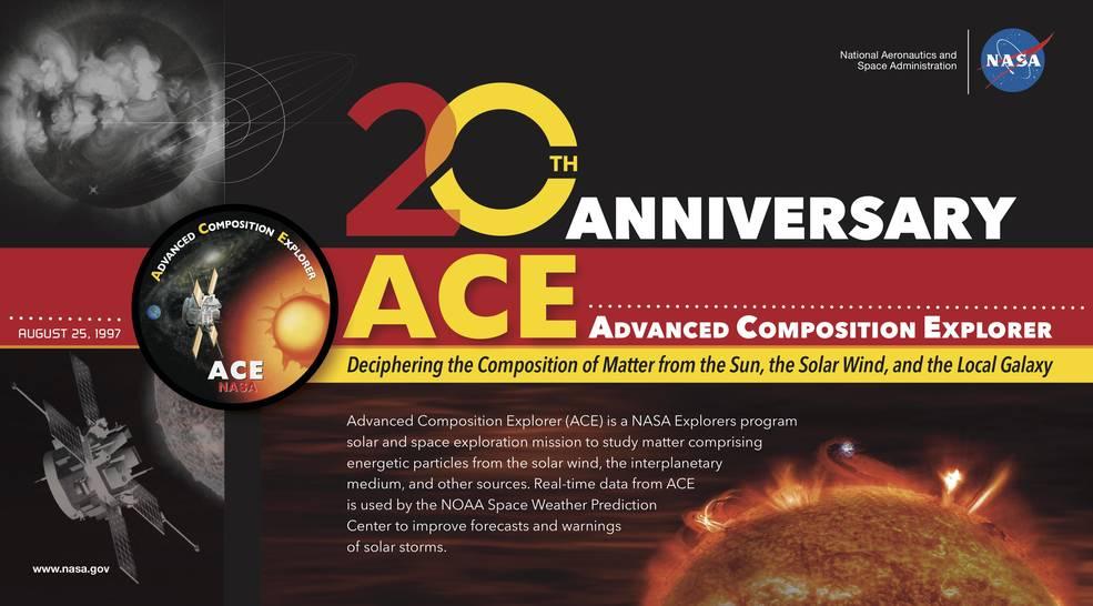 ACE celebrates a milestron
