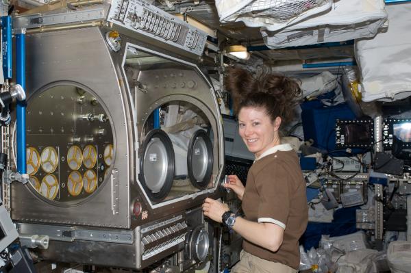 Η Dyson συνεργάζεται με το ωφέλιμο φορτίο πειραμάτων IVGEN στο Columbus MSG