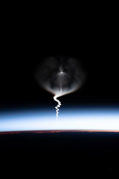 earth's horizon