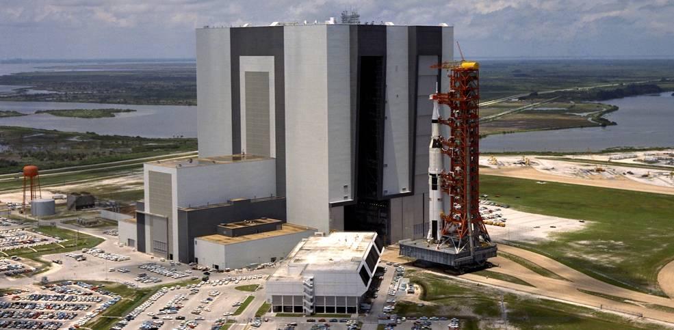 Apollo 11 Rollout