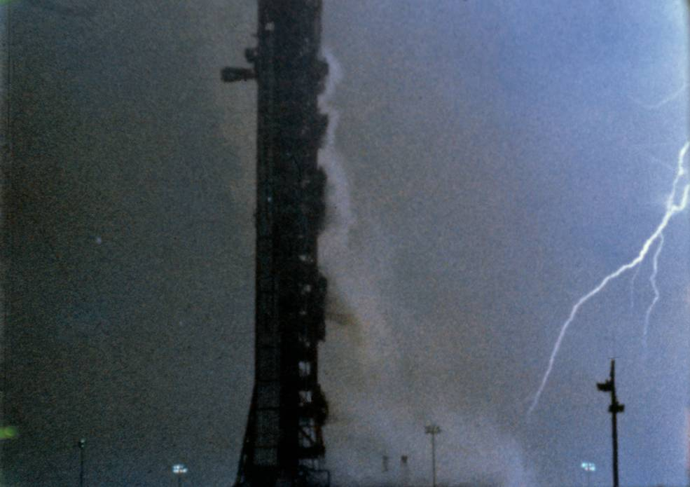 apollo_12_launch_and_lightning_nov_14_1969