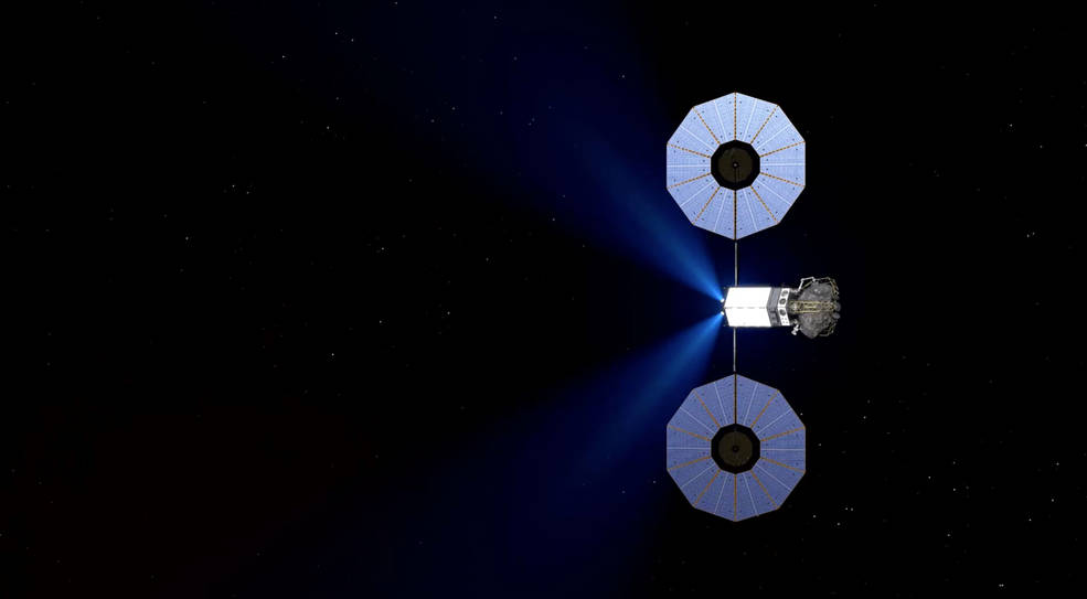 Nasa 39 S Asteroid Redirect Mission Completes Robotic Design