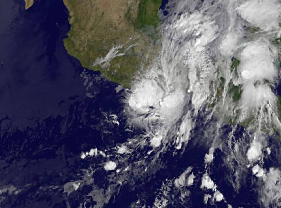 satellite view of Beatriz