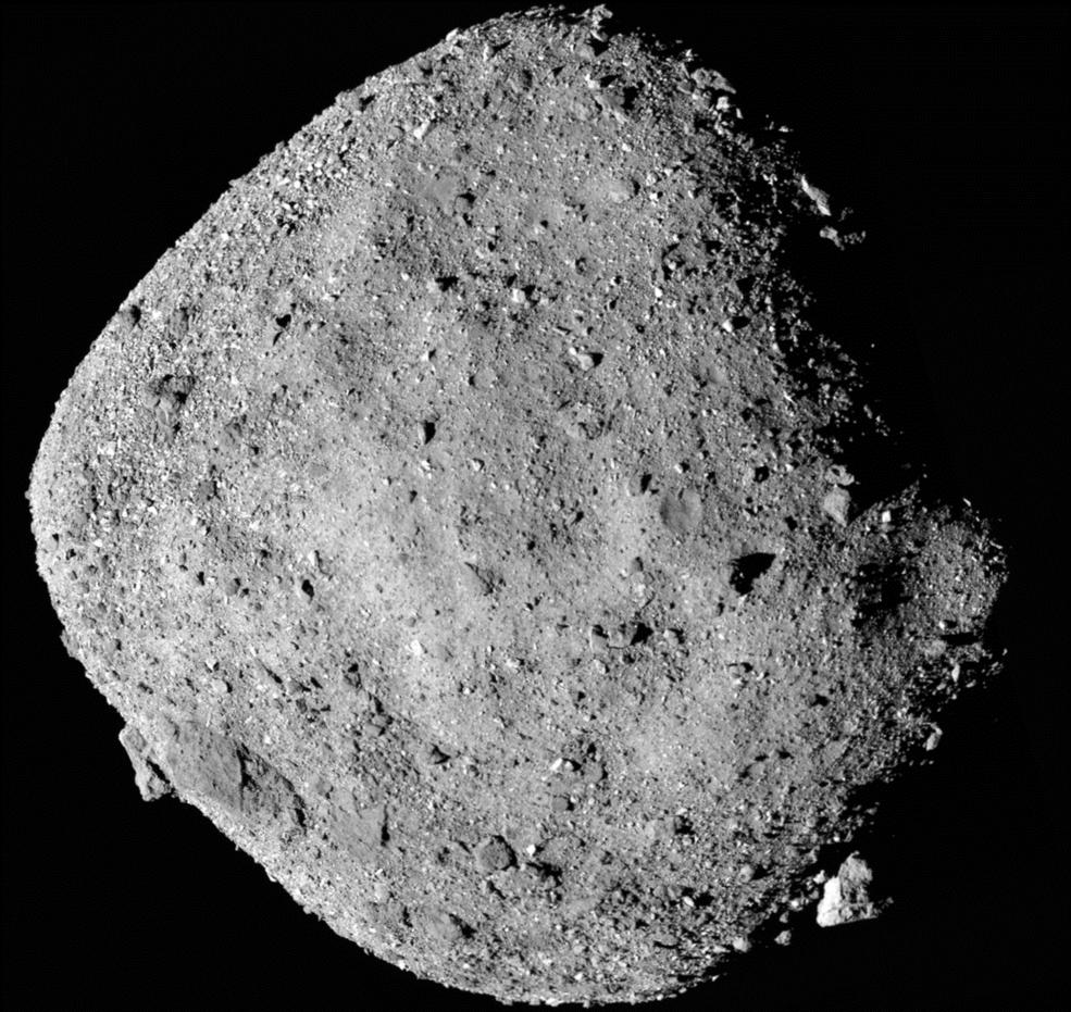 Asteroid Bennu Bennu-twelve-image-mosaic