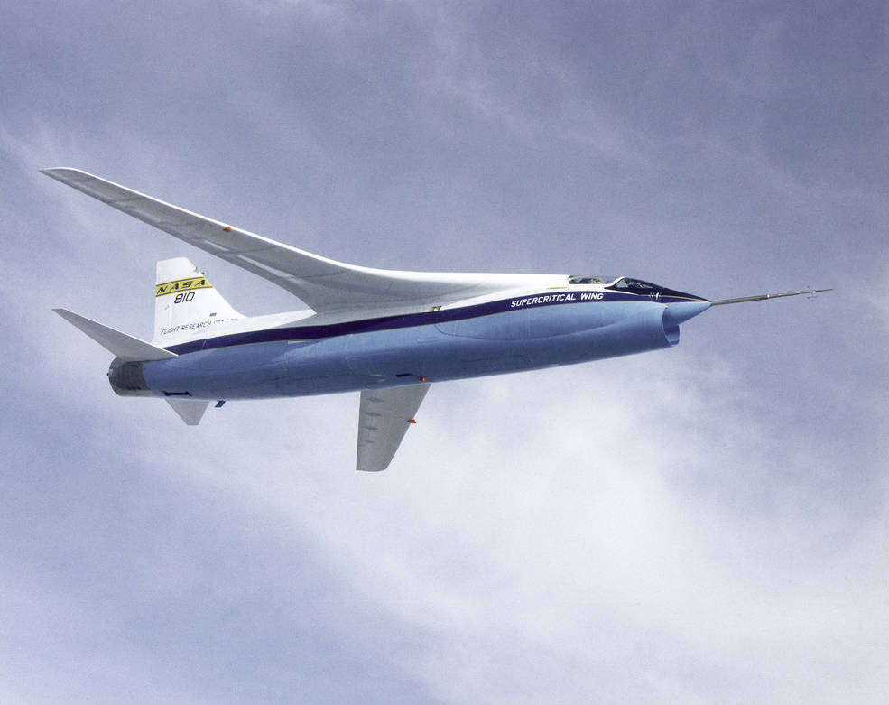 How a NASA Engineer Created the Modern Airplane Wing