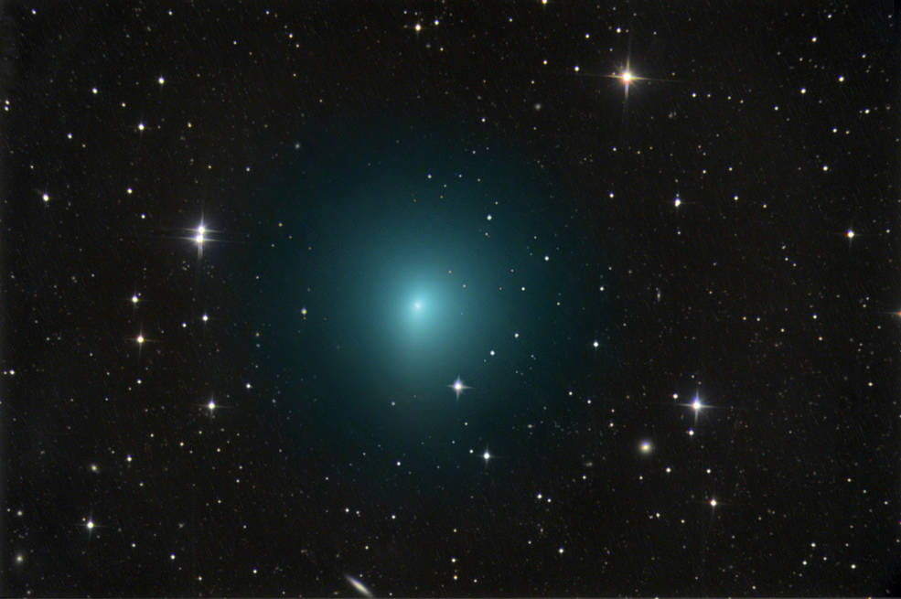 Comet 41P (image copyright Chris Schur)
