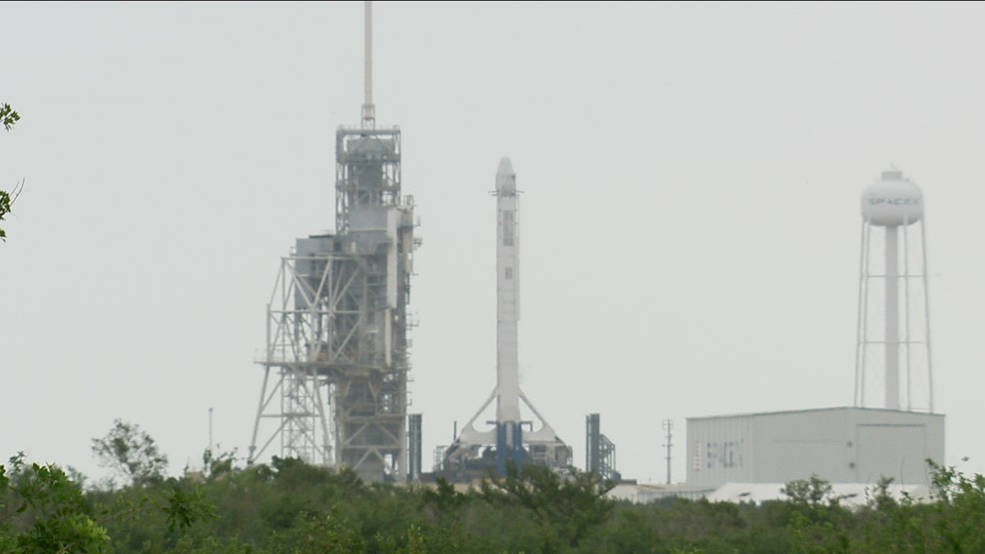 SpaceX's eleventh commercial resupply services mission to the International Space Station is delayed to Saturday, June 3.