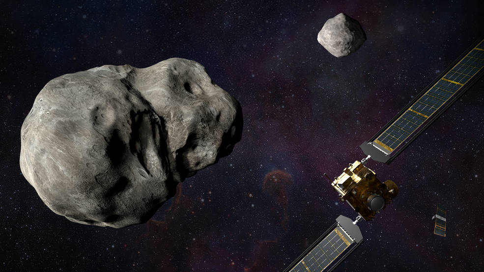 DART, vesmírná sonda