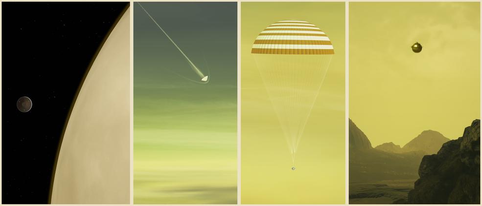 ¿Como será la nueva misión de la NASA, DAVINCI +, que explorará Venus?