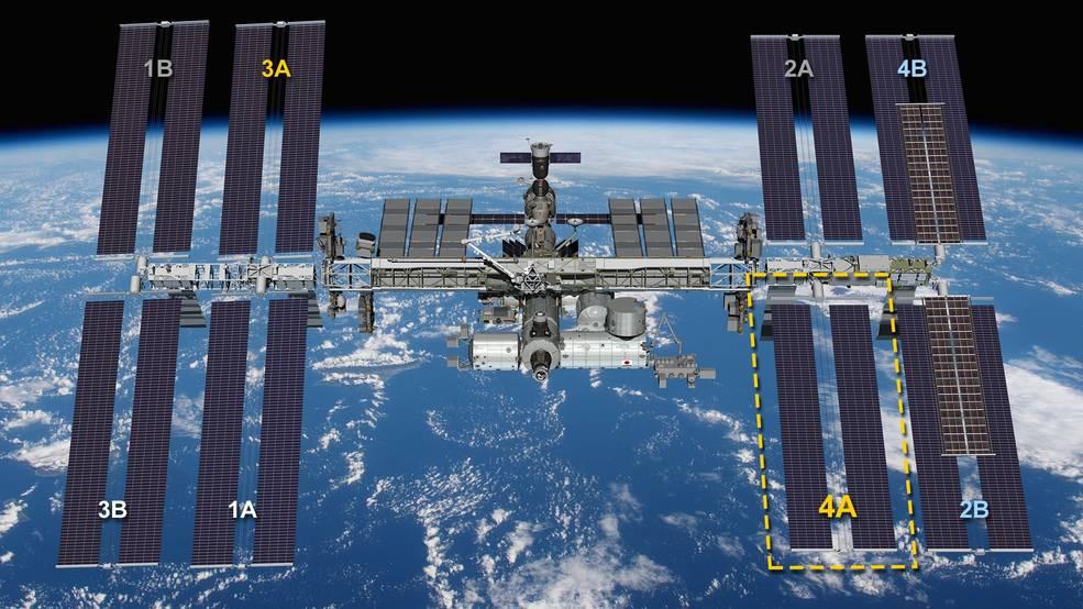 NASA Spacewalk Briefing To Highlight New Solar Array Installation