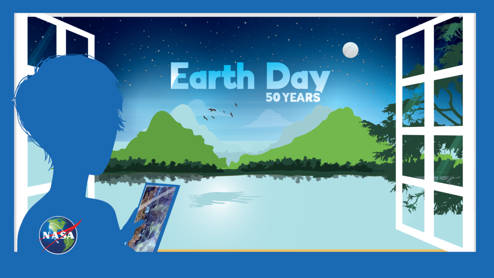 Learn more about Earth Day and take the online quiz. (Image credit: NASA/Perisha Gates)