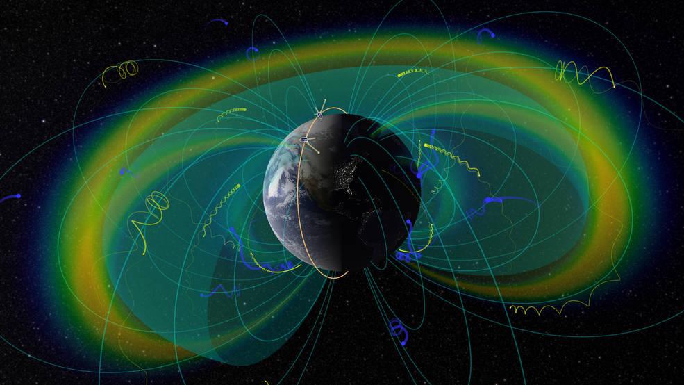 NASA-funded ELFIN To Study How Electrons Get Lost Elfinscienceradiationbeltparticles