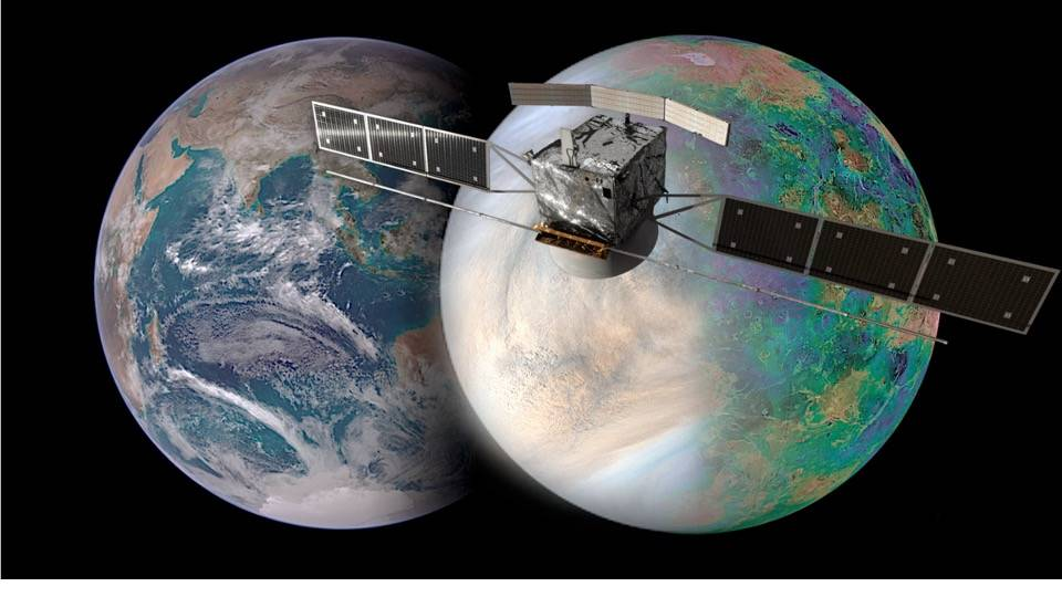 La NASA colaborará en la nueva misión a Venus de la ESA
