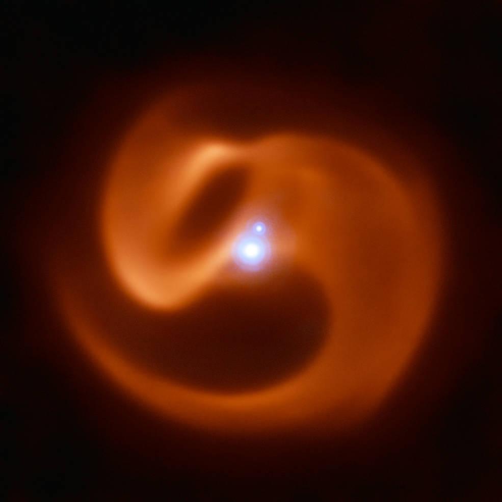 El polvo cósmico en tus huesos: el telescopio Webb de la NASA investigará los orígenes entrelazados del polvo y la vida.