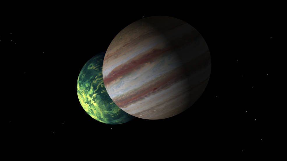 Jupiter S Extended Family A Billion Or More Nasa