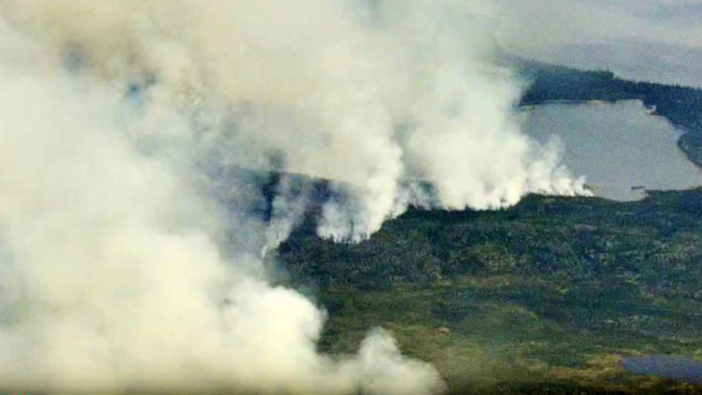 NASA Sees Intense Fires around the World   NASA