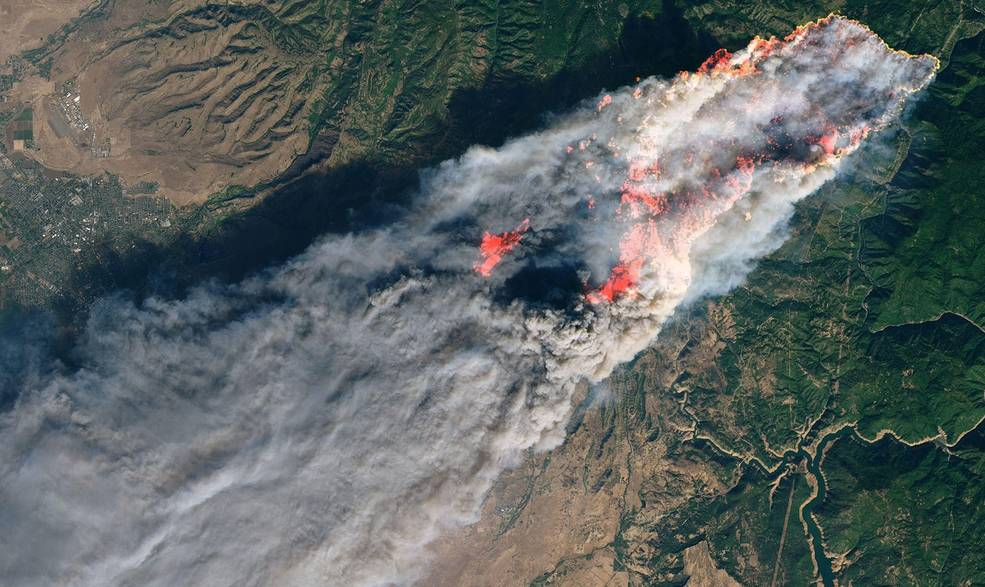 A major new airborne science field campaign begins this month to look at the impacts that smoke from wildfires in the western US