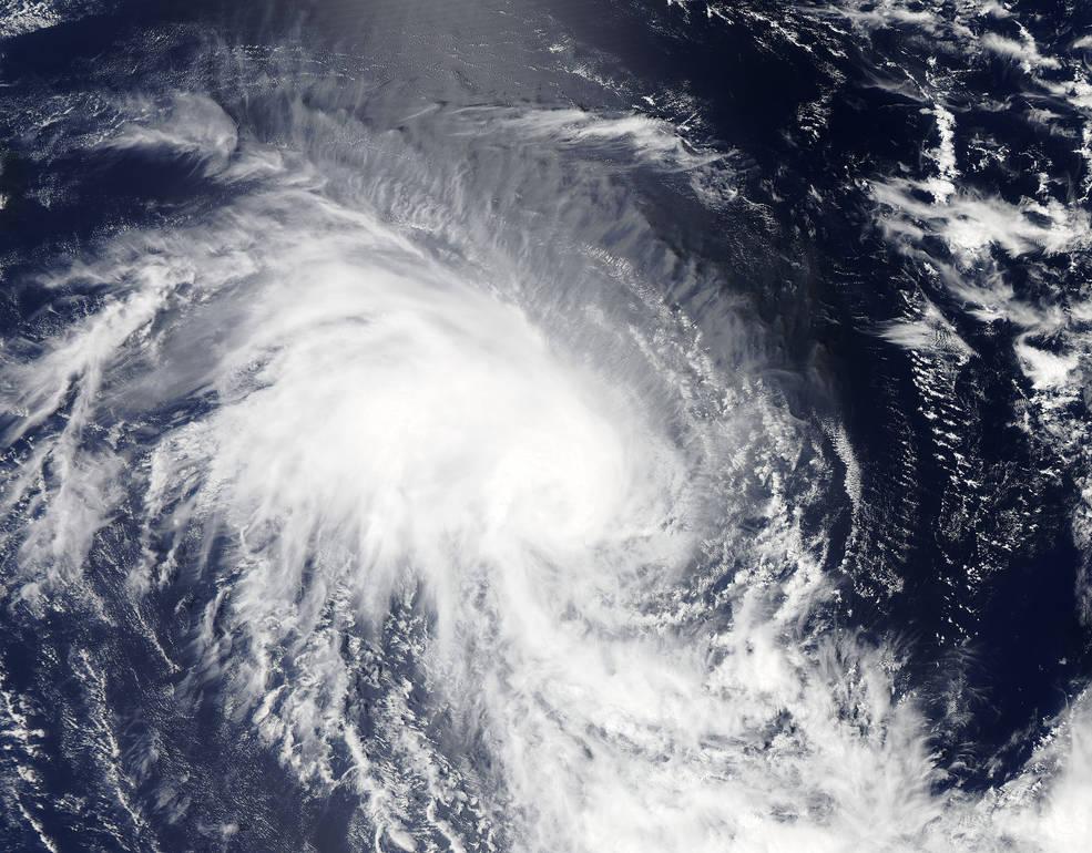 MODIS image of 05S