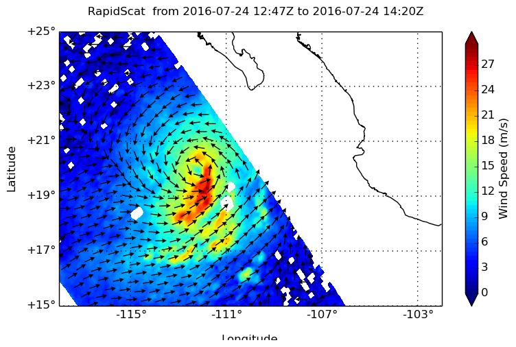 Nasa Finds Tropical Cyclone Frank Fading Nasa