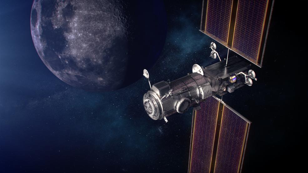 Instrumentos para mejorar el pronóstico del tiempo para los astronautas de Artemis.