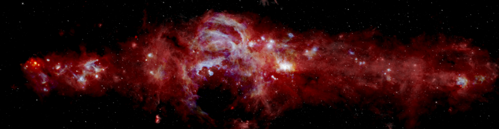 SOFIA Reveals New View of Milky Way's Center Gc_tumblr