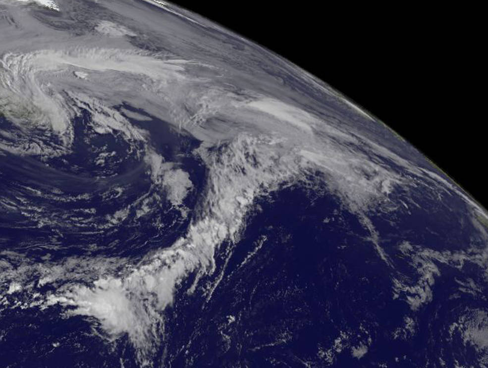 GOES-East image of Gert