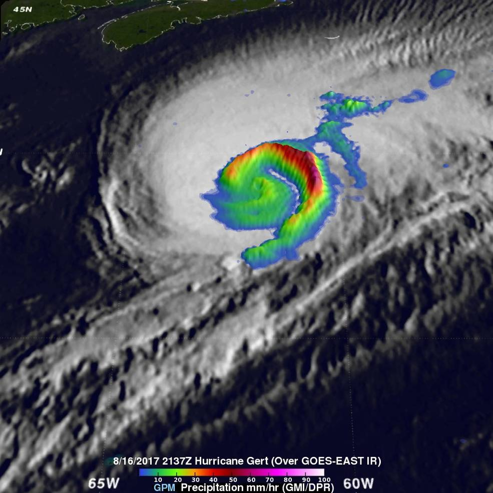 GPM image of Gert