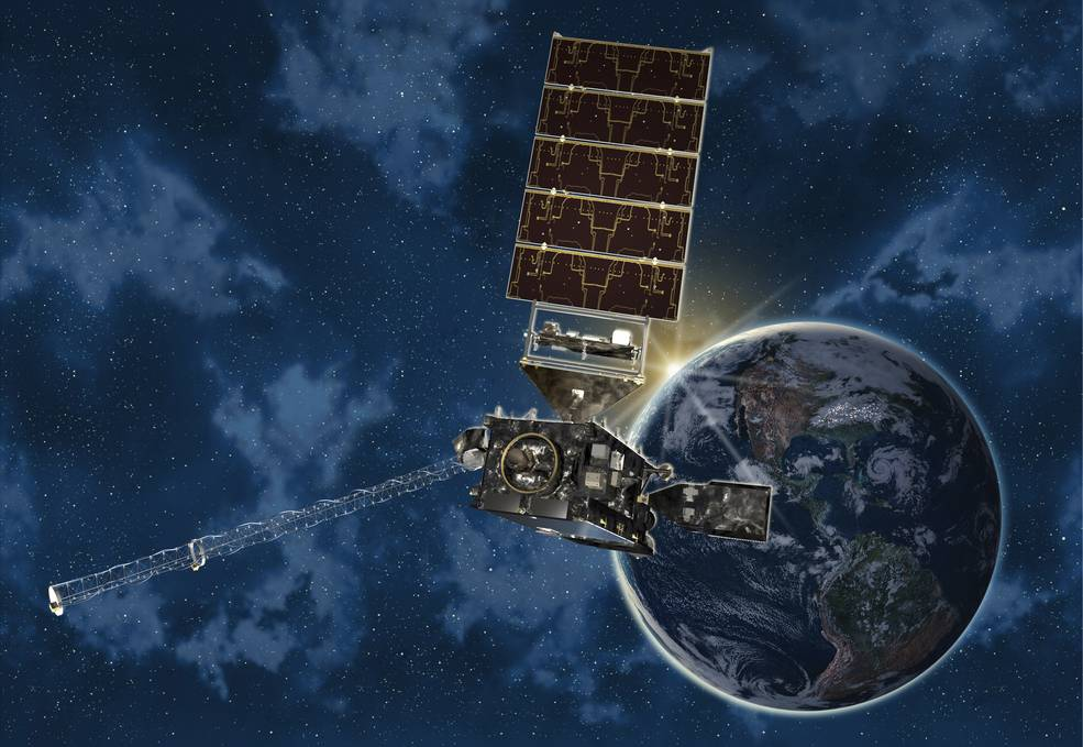 Geostationary Operational Environmental Satellite-S (GOES-S)