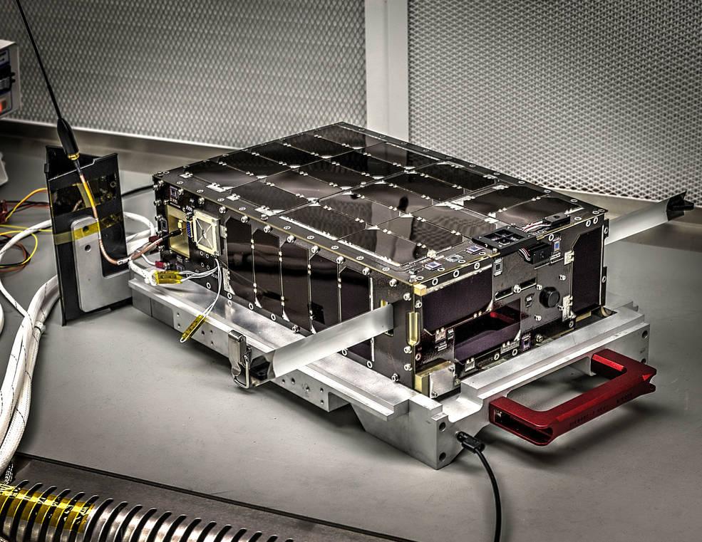 Dellingr CubeSat