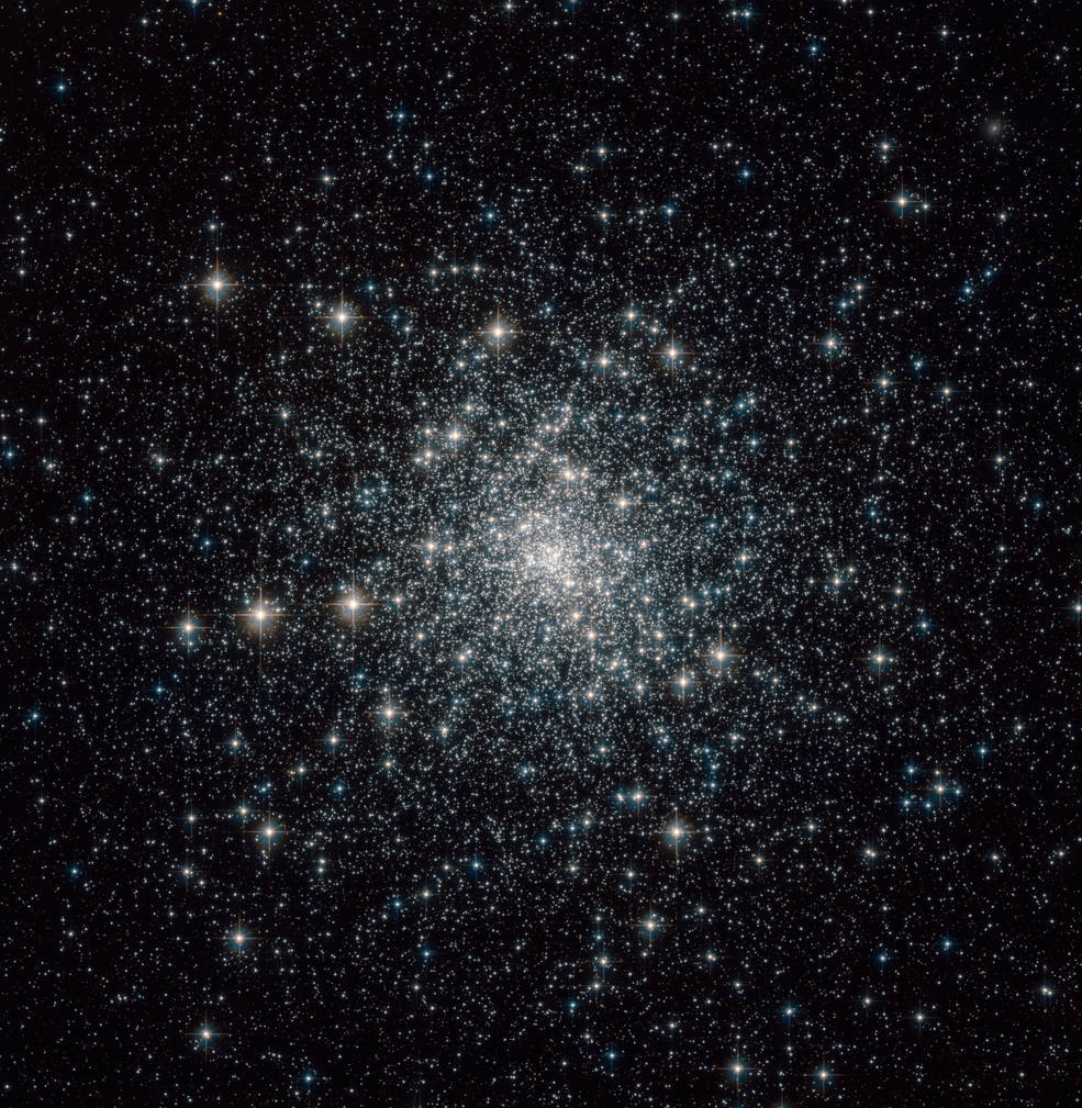 M30 as observed by Hubble