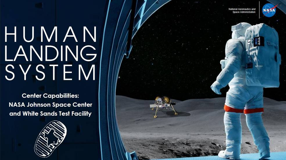 Human Landing System Industry Day | NASA