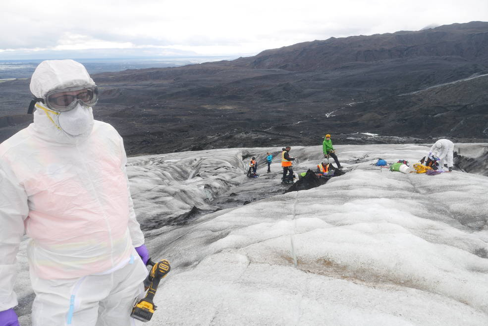 How NASA Goddard Tests Tools Astronauts Will Use to Explore Distant Worlds  Icelandanalog