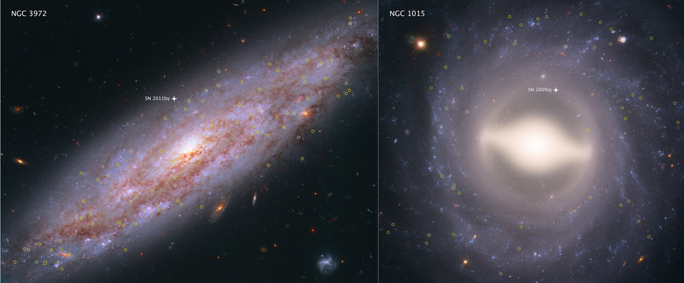 Improved Hubble Yardstick Gives Fresh Evidence for New Physics in the Universe Image2stscihp1812bm2000x827