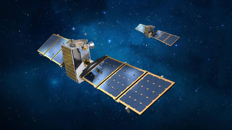 Janus, vesmírné sondy