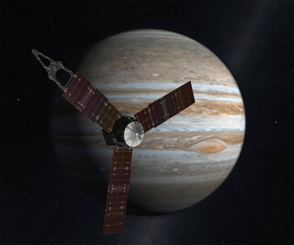 juno will peer inside a giant nasa