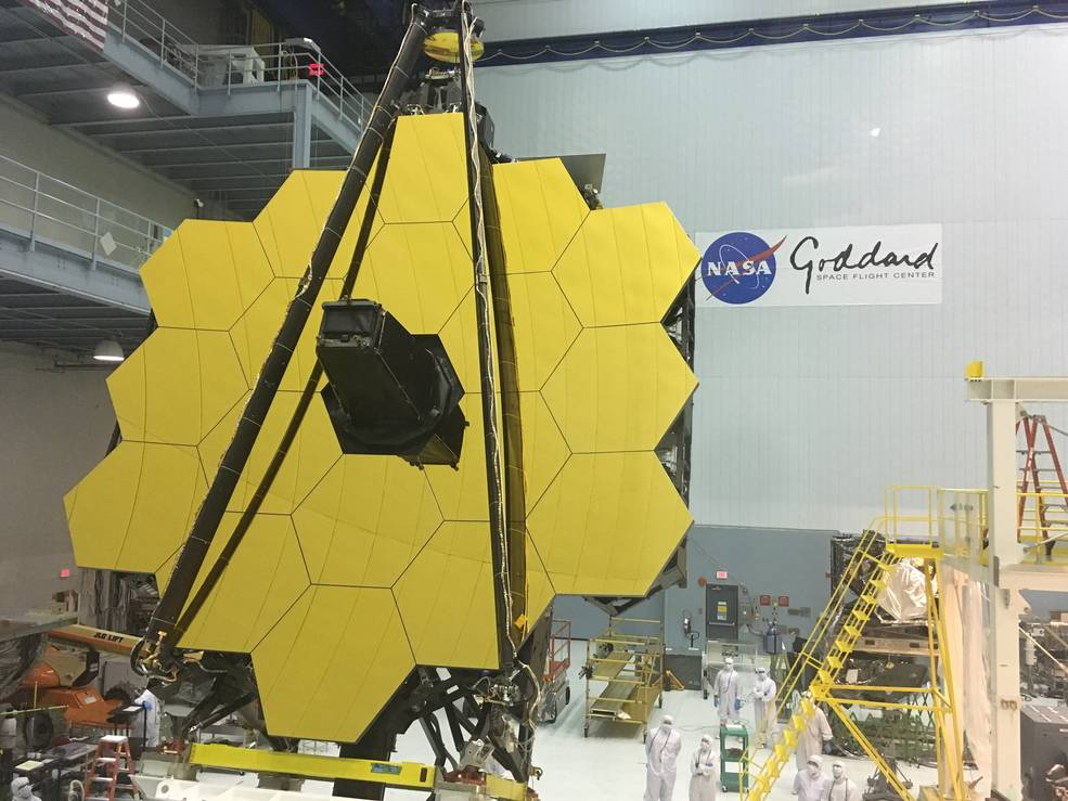 NASA Invites Artists to Visit Webb Telescope