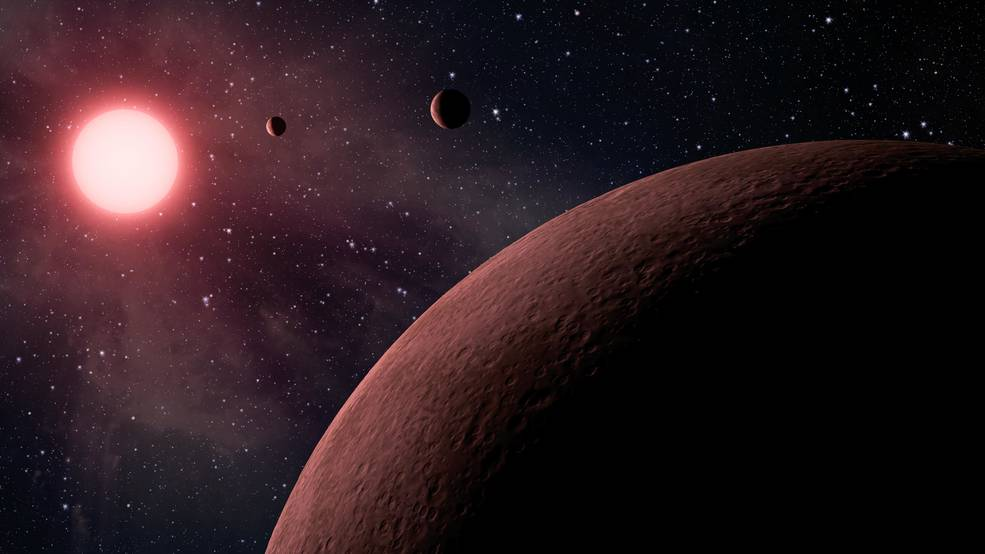 NASA's Kepler space telescope team has identified 219 new planet candidates, 10 of which are near-Earth size.