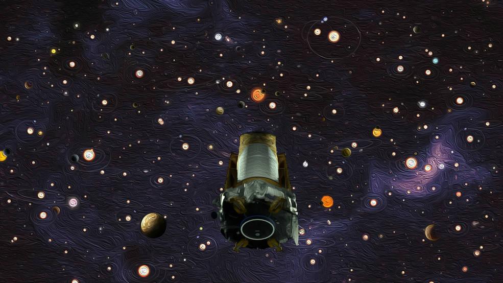 NASA's Kepler space telescope