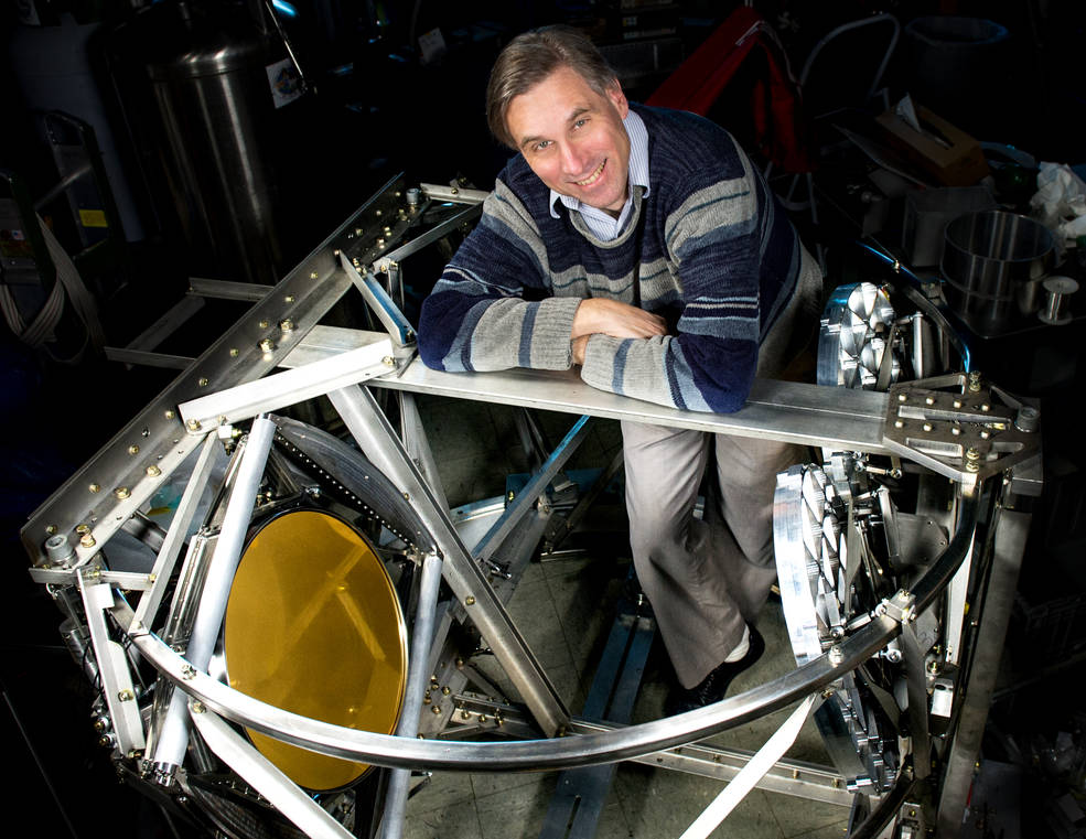 NASA scientist Al Kogut will search for evidence of cosmological inflation with a balloon-borne observatory called PIPER.