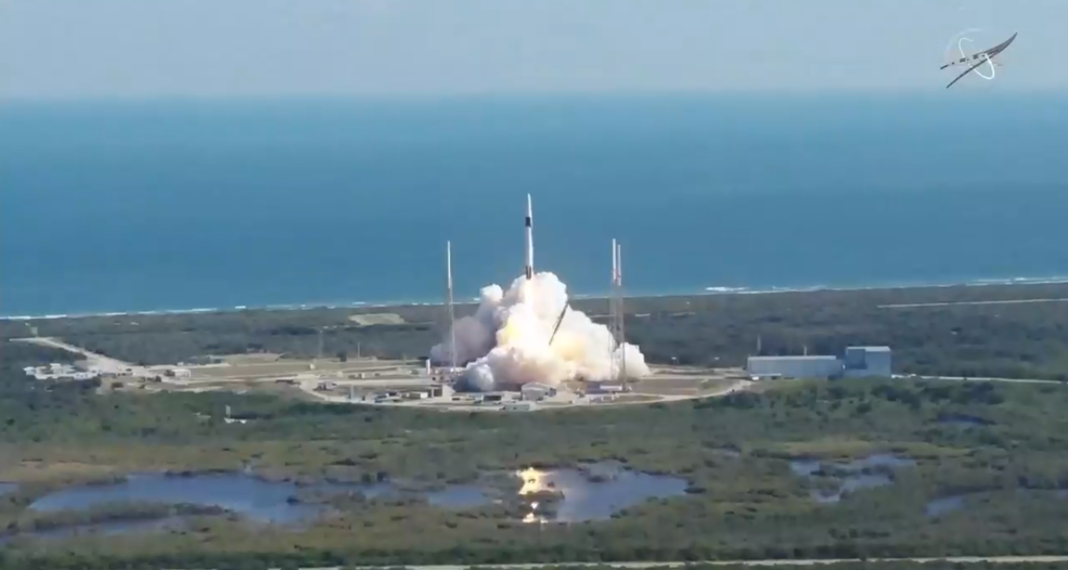 SpaceX launches its 19th cargo resupply mission to the International Space Station at 12:29 p.m. EST Dec. 5, 2019.