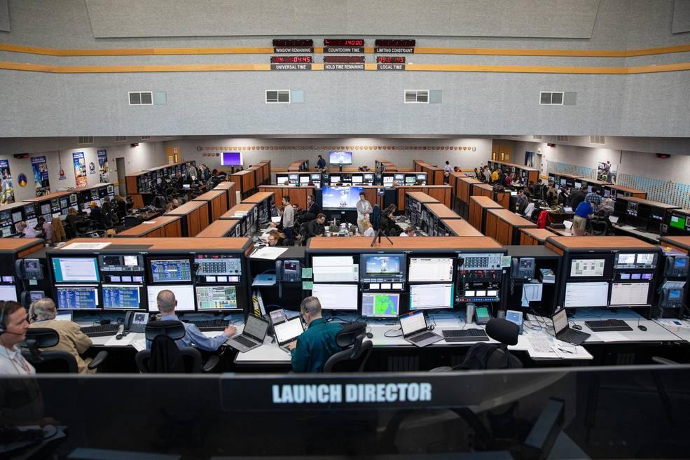 NASA certifica un nuevo sistema de control para el  lanzamiento de Artemis I