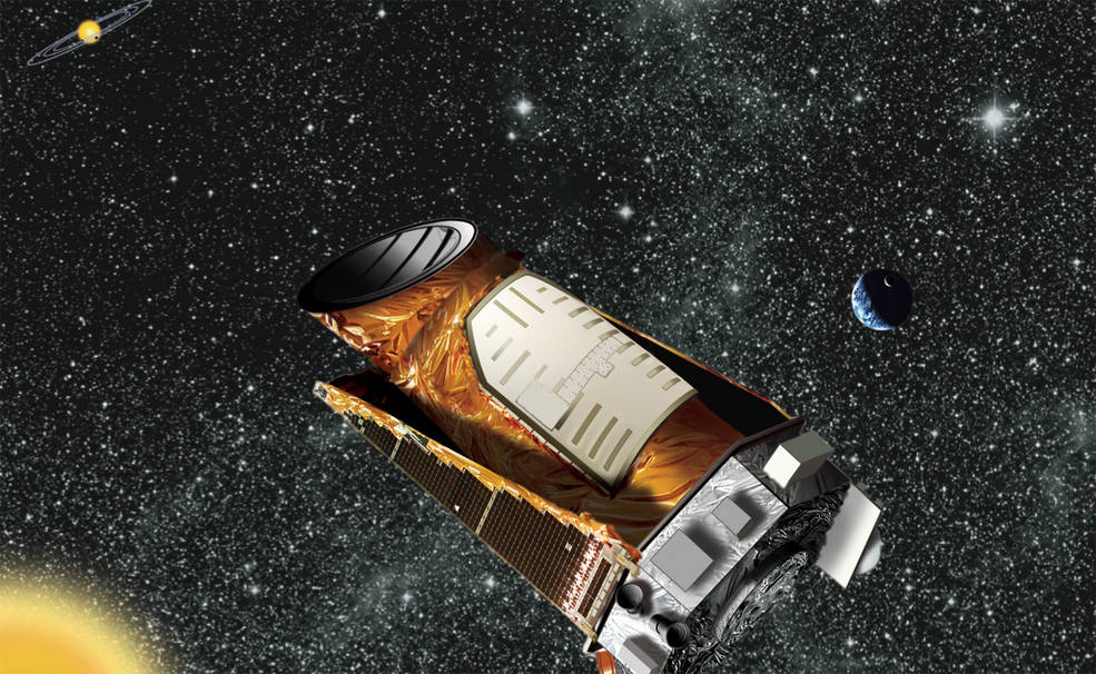 NASA's planet-hunting mission, the Kepler Space Telescope