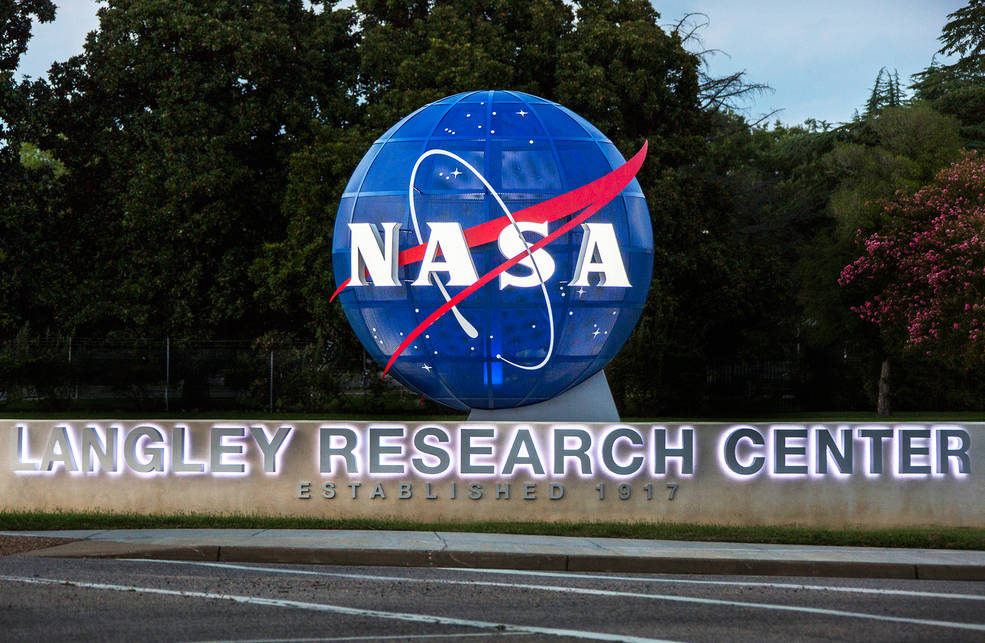 Welcome to NASA Langley