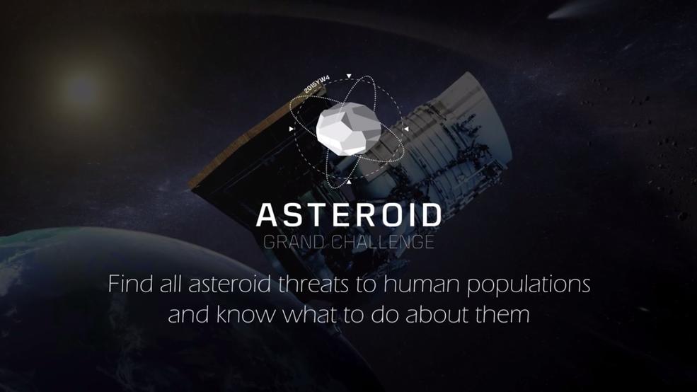 NASA's Asteroid Gran Challenge