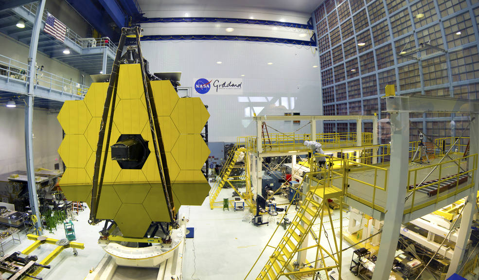 NASA's James Webb Space Telescope is the largest and most complex space observatory the agency has ever built.