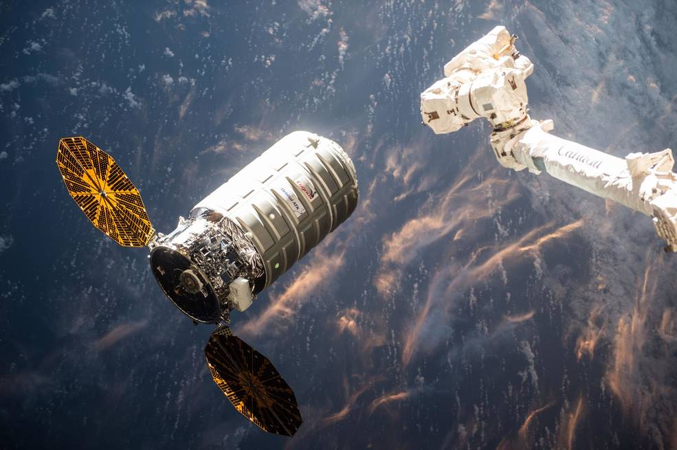 Orbital ATK commercial resupply flight to the International Space Station.